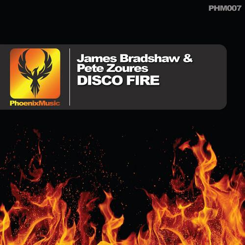 James Bradshaw & Pete Zoures – Disco Fire