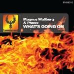 Magnus Wallberg & Phaxx - What's Going On