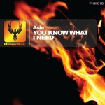 Asle - You Know What I Need