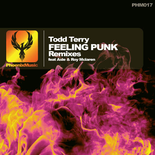 Todd Terry – Feeling Punk (Remixes)