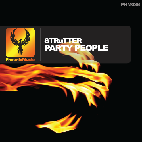 STRuTTER – Party People
