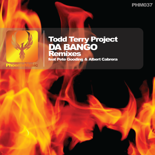 Todd Terry Project – Da Bango (Remixes)