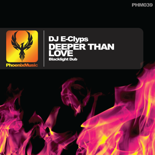 DJ E-Clyps – Deeper Than Love (Blacklight Dub)