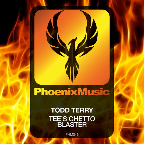 Todd Terry – Tee's Ghetto Blaster