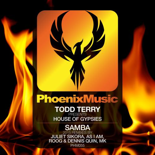 Todd Terry pres House Of Gypsies – Samba (2015 Remixes)