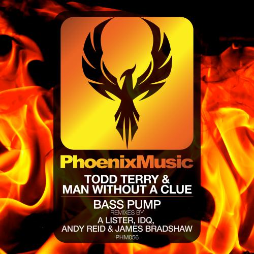 Todd Terry & Man Without A Clue – Bass Pump (Remixes)