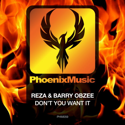 Reza & Barry Obzee – Don't You Want It