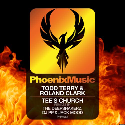 Todd Terry & Roland Clark – Tee's Church (Remixes)