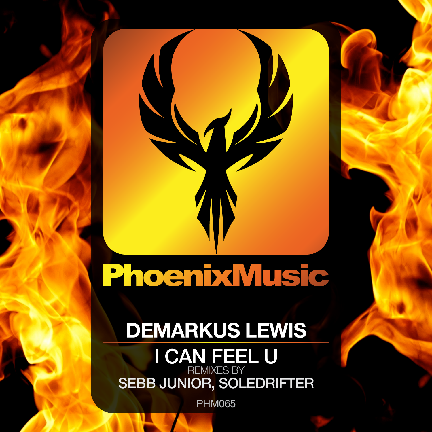 PHM065 Demarkus Lewis - I Can Feel U (Remixes)